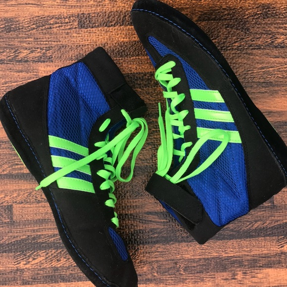 purchase cheap dac29 92d6b adidas Other - Adidas combat speed .4 wrestling shoes